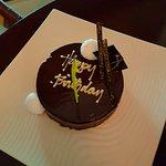 Complimentary Birthday Cake
