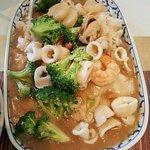 Seafood Lard Nar