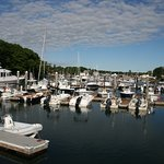 Main coast boat dock