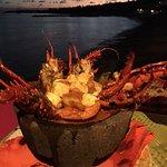 Sizzling lava bowl