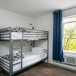 Bunk style dormitories