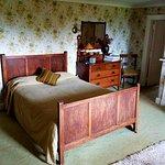 Poppy Suite Master bedroom