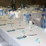 Nice place for a wedding or other formal function - comfortably seats 300