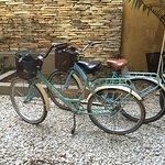 Bikes do hotel