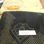 Cloth, Japanee American Resource Center/Museum, San Jose, Ca
