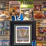 Plenty of sports memories at Sport - Seattle's best sports bar & restaurant