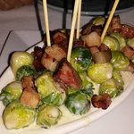 Best Brussels sprouts ever.