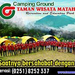Coming soon, Matahari camping ground.