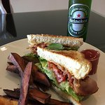 BLT with Kumala Chips