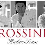 Restaurant Rossini, Küchenteam