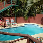 Foto de Hotel Raratonga