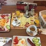 Great breakfast 👌🏻
