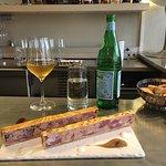 L'incontournable pâté en croûte de volaille du Boudoir, 25 rue du Colisée, Paris 8 #food