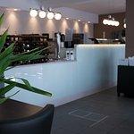 Sushi & Asian Kitchen Lillestrøm: Interiør
