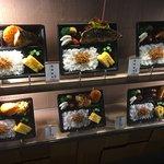台中高鐵食堂照片