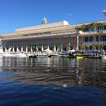 Demonstrator boats and products at IBEX boatbuilders show