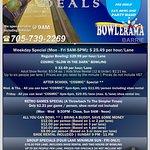 Bowlerama Barrie Deals