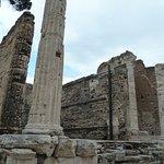 Rectangular Temple & Round Temple