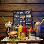 Hell's Burger Boras