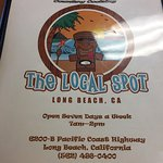 Foto de The Local Spot Cafe