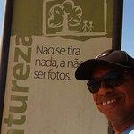 Praia do Araxá: linda e encantadora. É Rio Amazonas!