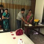 Le Royal Meridien Chennai Foto