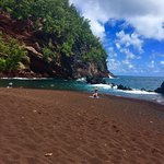 Red Sand Beach-incredible