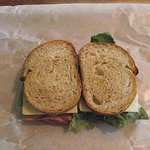 Applegate Farms Nitrite-Free Black Forest Ham Sandwich