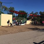 Age 5+ playground/ obstacle course