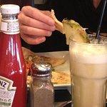 Cocktail sur la table