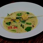 Coconut Coriander Soup