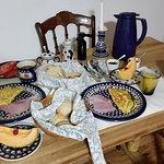 Welch Mountain Chalet Bed & Breakfast Foto