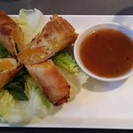 Course 1, Spring Roll