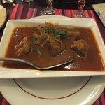 agneau au curry
