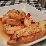 Shrimp Scampi $13