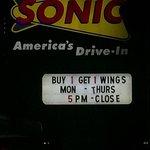 Foto de Sonic Drive-In
