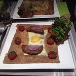 crêpes carnivore et alpage