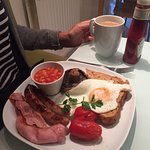 Full English -yum!