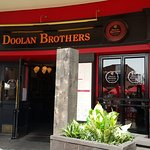 Entrance of Doolan Brothers