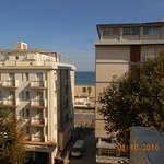 Panorama fronte mare.