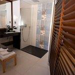 Salle de bain chambre Panoramique avec douche