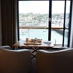 Petit-déjeuner en chambre Panoramique