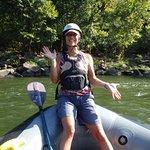 Carla, river guide extraordinaire