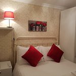 En-suite standard double room
