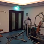 Vila Gale Praia - fitness room