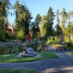 The Ecolodge at the Tofino Botanical Gardens Photo