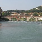 The bridge to Verona Central
