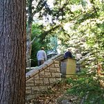 Hulls Cove Visitor Center, Acadia National Park, Maine, Sep 2016