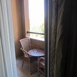 (klein) balkon
