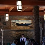 Crater Lake Lodge Dining Room Foto